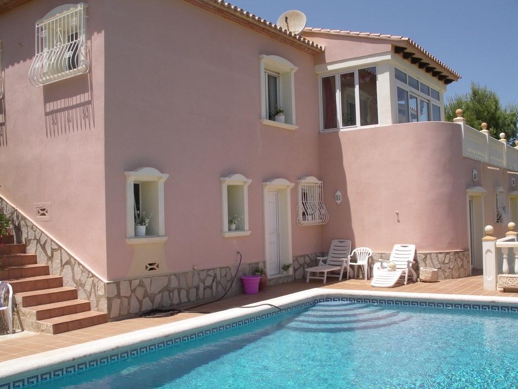 Недвижимость и цены в испании дения